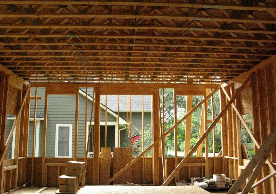 Feeling Overwhelmed With The Idea Of Building A New Home?