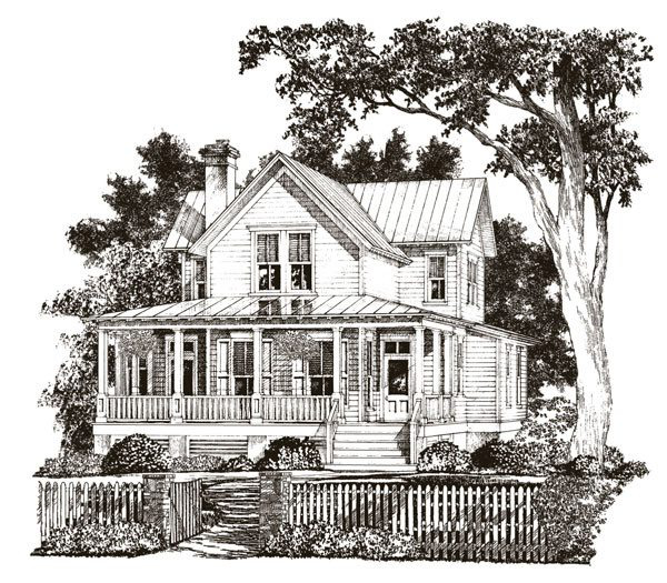 Aiken Ridge | Plan SL-1123
