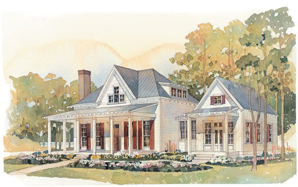 Cottage Of The Year | Plan SL-593
