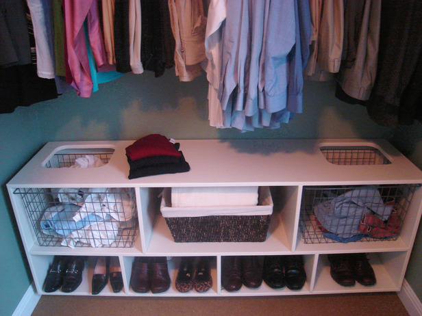Space saving ideas for tight spaces - Space saving closet ideas ...