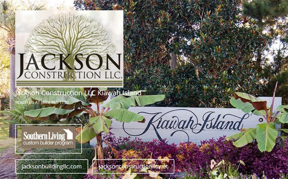Jackson Construction LLC Kiawah Island